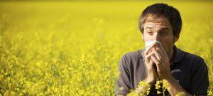 Hilfe bei Allergie